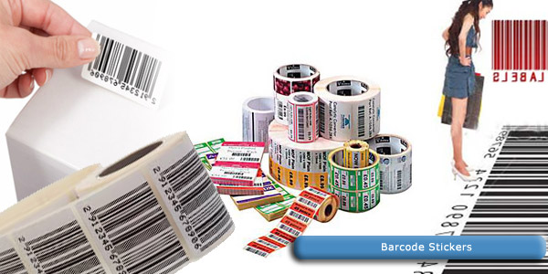 Labels in roll forms stickers with four color print manufacturer pune india